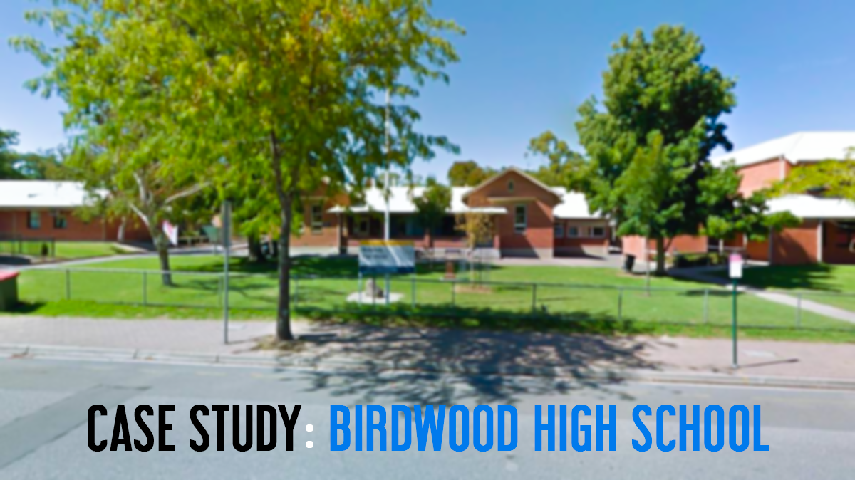 Case Study: Birdwood High School
